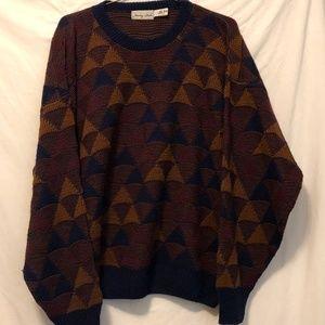 3X Jeremy Slade Acrylic Winter Sweater